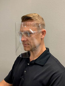 Disposable Face Shield (Made in USA)