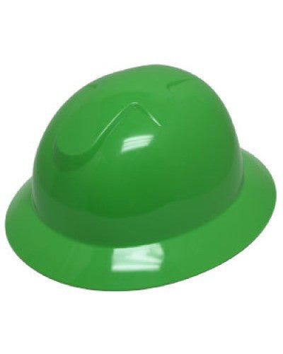 Durashell - Full Brim Hard Hat - Green