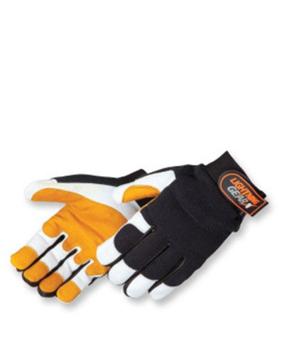 Lightning Gear Defender mechanic Gloves - Pair