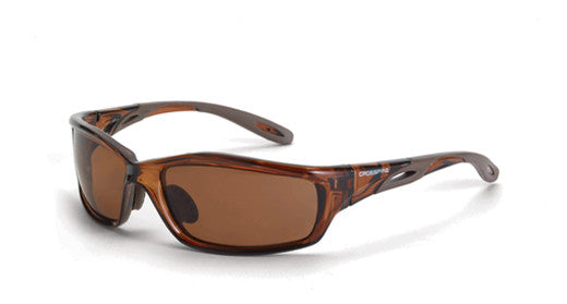 Infinity HD Brown Polarized Lens Crystal Brown Frame
