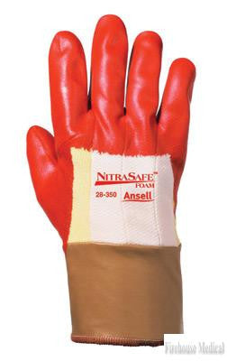 NitraSafe Palm Coated Safety Cuff