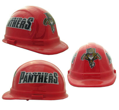 Florida Panthers - NHL Team Logo Hard Hat