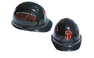 San Francisco Giants - MLB Team Logo Hard Hat Helmet