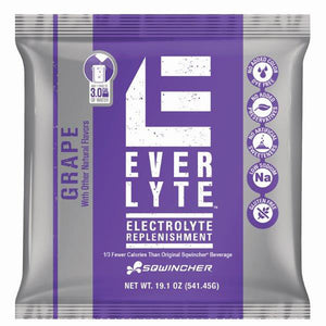 Sqwincher 19.1 Ounce Grape Flavor Lite Powder Concentrate Package Electrolyte Drink (20 Electrolyte Drink - Pack)