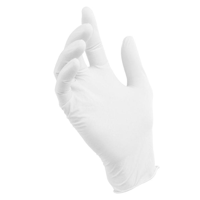 Assorted Latex 4 Mil Gloves - Box