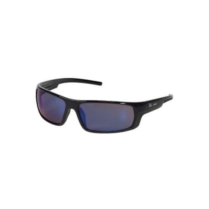 iNOX Enforcer - Blue Mirror Lens With Black Frame