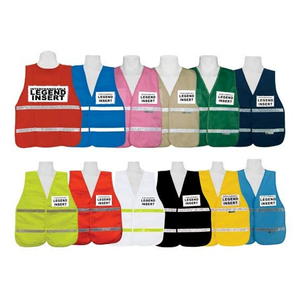 3A Safety - IC1000 - Incident Command Vest