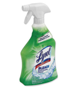 Lysol Multi-Purpose Cleaner/Disinfectant with Bleach, 32oz