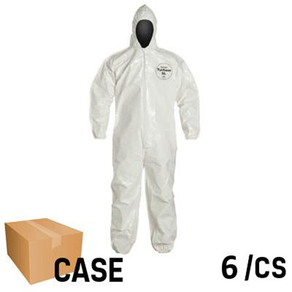 DuPont - Tychem SL Coverall Taped Seam - Case