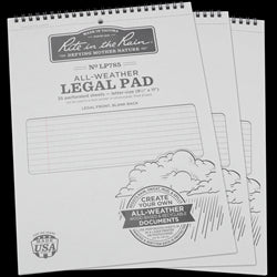 Rite in the Rain- All-Weather Legal Pad - 3 PACK