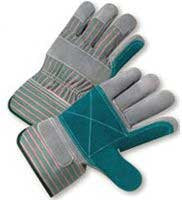 Load image into Gallery viewer, Radnor Premium Select Double Leather Palm Gloves