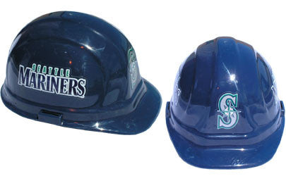 Seattle Mariners - MLB Team Logo Hard Hat Helmet