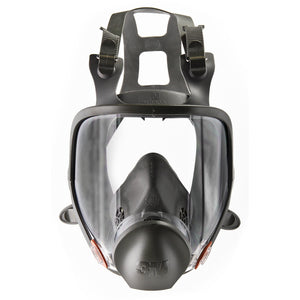 3M 6000 Series Full Face Air Purifying Respirator