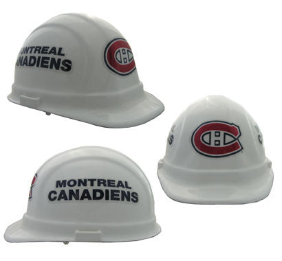 Montreal Canadiens - NHL Team Logo Hard Hat