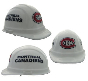 Montreal Canadiens - NHL Team Logo Hard Hat – eSafety Supplies 140dcf2426d