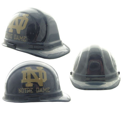 Notre Dame Fighting Irish - NCAA Team Logo Hard Hat Helmet
