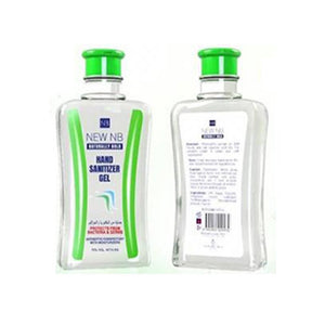 New NB Naturally Bold Hand Sanitizer Gel 250ML