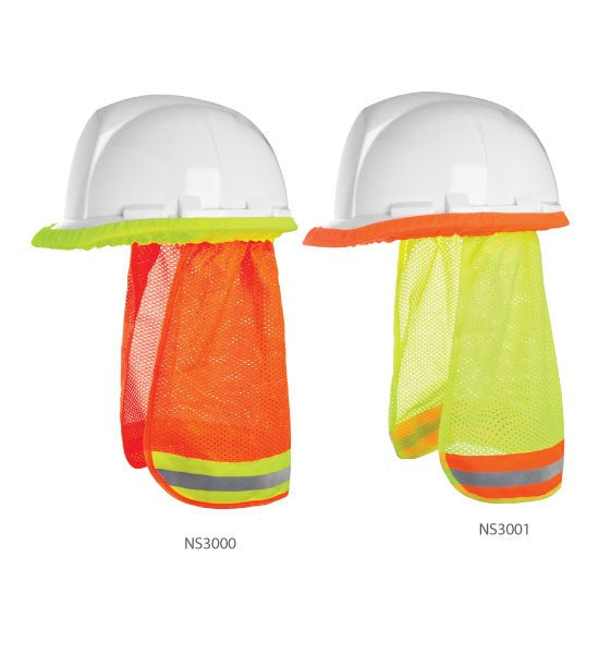 3A SAFETY HARD HAT NECK SHADE