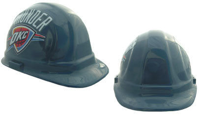 Oklahoma City Thunder Hard Hat Helmet