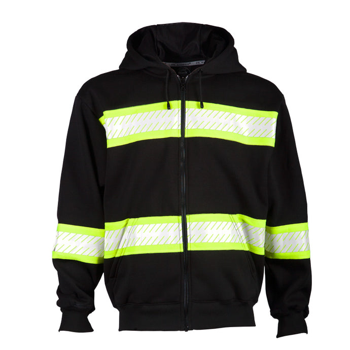 ML Kishigo  Enhanced Visibility Heavyweight Hoodie