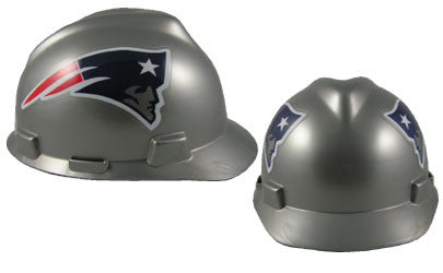 8e1cea7e4 New England Patriots - NFL Team Logo Hard Hat