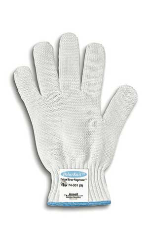 Ansell - Polar Bear Supreme Heavy Duty Cut Resistant Glove - Individual Glove