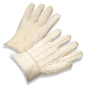 Rayon Lined Hot Mill Gloves-30 oz