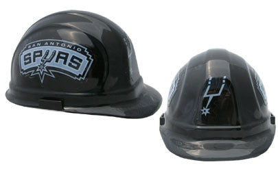 San Antonio Spurs Hard Hat Helmet