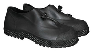 "Radnor 4"" PVC Slip-On Overboot Black"