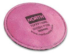 North - Pancake Low Profile P100 Filter With Odor Relief