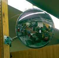 Se-Kure View Outdoor Convex Mirrors