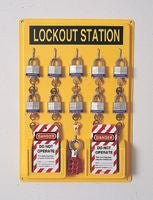 North 10 Complete Lockout Station