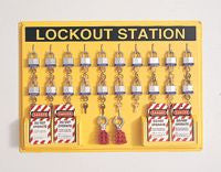 North Departmental Complete Lockout Station