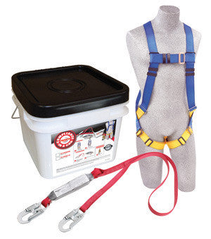 DBI-SALA - Protecta Compliance In A Can With 5 Point Harness