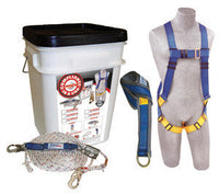DBI-SALA - Protecta Compliance In A Can With 6' Web-Strap Anchor