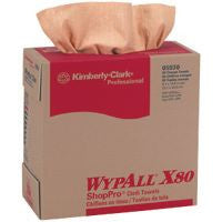 Kimberly-Clark Orange WYPALL Towels