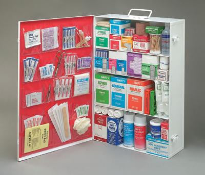 Radnor 50 Person Industrial First Aid Cabinet