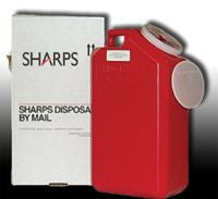Load image into Gallery viewer, Sharps Recovery System Needle Disposal Container