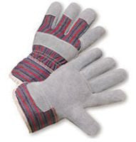 Radnor Economy Leather Patch Palm Gloves