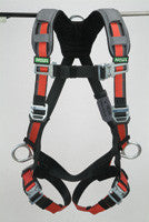 MSA EVOTECH Standard Full Body Harness