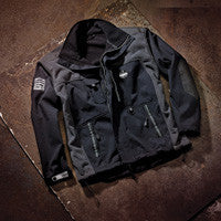 Ergodyne Medium Black And Gray Thermal Jacket