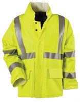 National Safety Apparel Arc H20 Rainwear Jacket