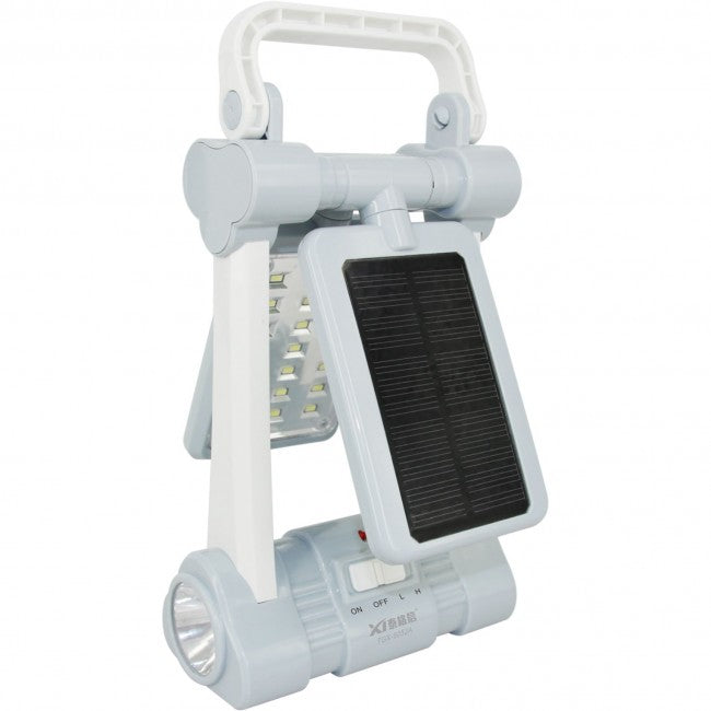 KA768 , A Versatile Camping Lamp for all sports man and woman,Rechargeable Battery powered, Solar Powered and AC Powered