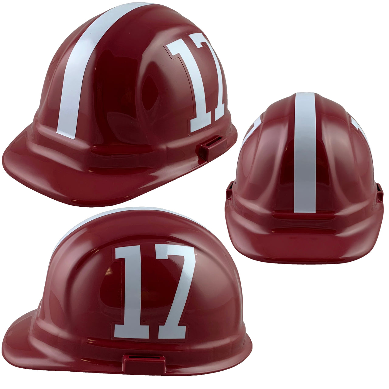 Alabama Crimson Tide - NCAA Team Logo Hard Hat Helmet
