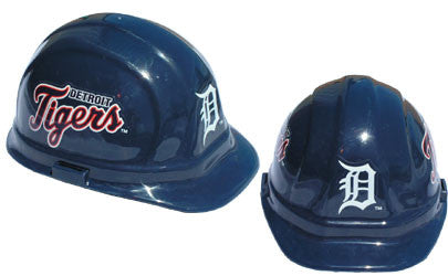 Detroit Tigers - MLB Team Logo Hard Hat Helmet