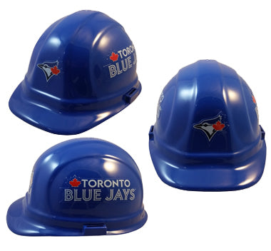 Toronto Bluejays - MLB Team Logo Hard Hat Helmet