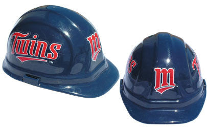 Minnesota Twins - MLB Team Logo Hard Hat Helmet