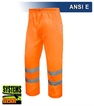 Safety Waterproof Reflective Pants