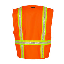 Load image into Gallery viewer, ML Kishigo - Polyester Multi-Pocket Surveyor's Vest with Pocket Flaps