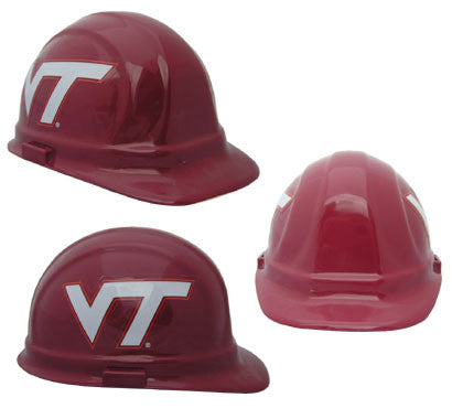 Verginia Tech Hokies - NCAA Team Logo Hard Hat Helmet